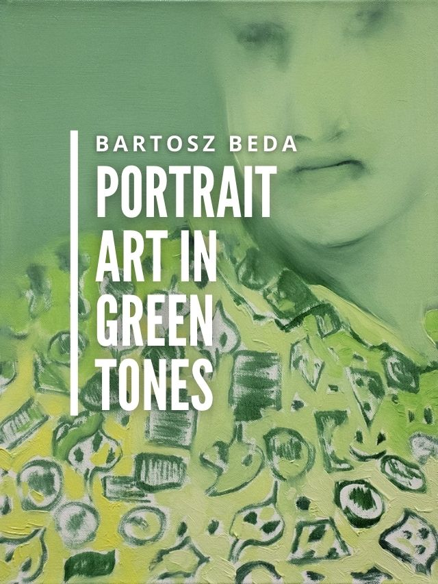 Read more about the article Portrait Art in Green Tones