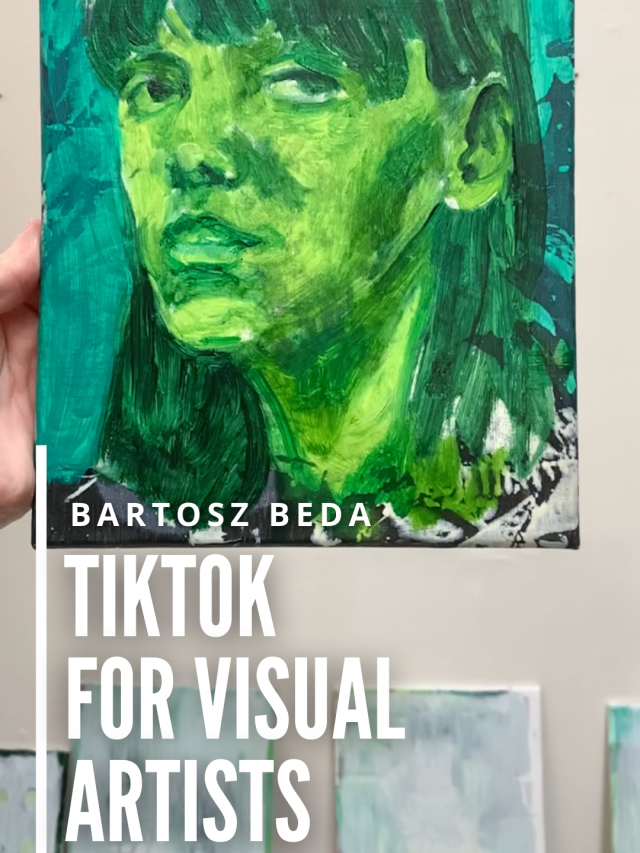 Read more about the article Tiktok for Visual Artists