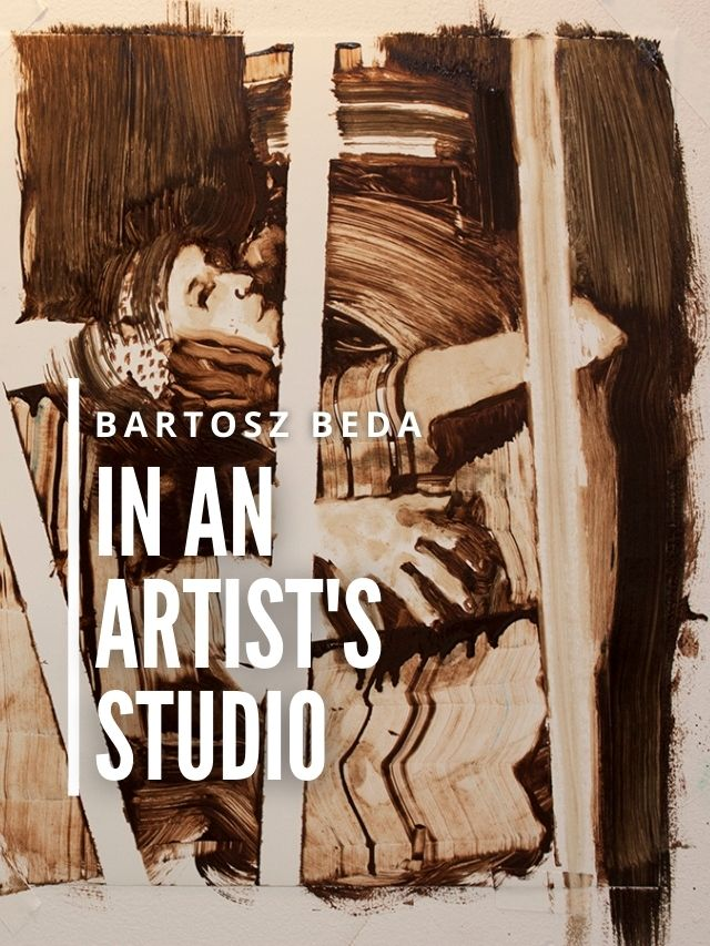 Read more about the article In an Artist's Studio