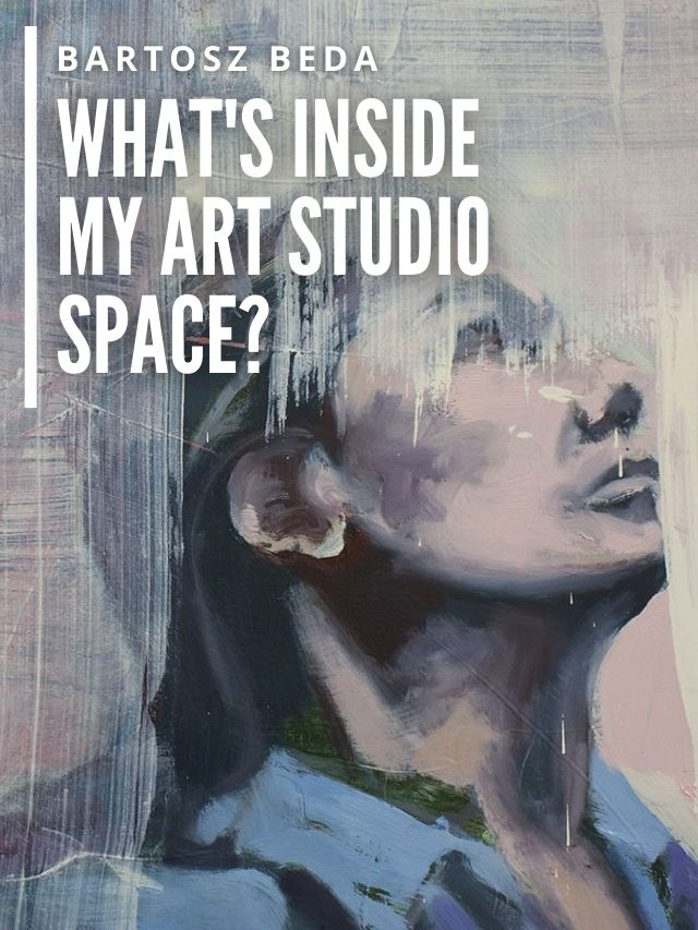 Read more about the article What's Inside my Art Studio Space?